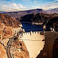Hoover Dam Nevada by Bob Pardue