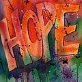 Hope by Michal Madison