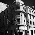 hotel espana Santiago Chile by Joe Fox