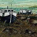 House Boats by Steven Schultz