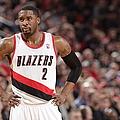 Houston Rockets V Portland Trail by Cameron Browne