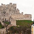 Hrad Beckov - Castle by Les Palenik