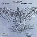 Human Flight Patent by Dan Sproul