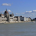 Hungarian Parliament Building  by Tony Murtagh
