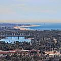 Huntington Beach View by RJ Aguilar
