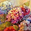 Hydrangeas by Wendy Westlake