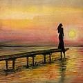 I Am Still Waiting For You by Katerina Kovatcheva