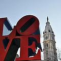 I Love Philadelphia by Bill Cannon