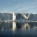 Iceberg Ross Sea Antarctica by Carole-Anne Fooks