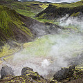 Iceland Steam Valley by For Ninety One Days
