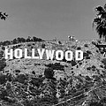 Iconic Hollywood Sign by Mountain Dreams