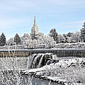 Idaho Falls Temple by Image Takers Photography LLC