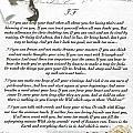If By Rudyard Kipling by Desiderata Gallery