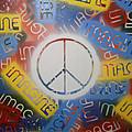 Imagine Peace by Drew Shourd
