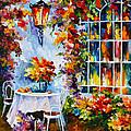 In The Garden by Leonid Afremov