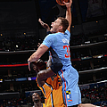 Indiana Pacers V Los Angeles Clippers by Noah Graham
