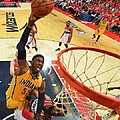 Indiana Pacers V Washington Wizards by Jesse D. Garrabrant