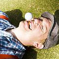 Insane Sport Nut Crazy About Golf by Jorgo Photography - Wall Art Gallery