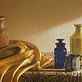 Inspired By Vermeer by Barbara Groff