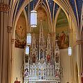 Interior Of St. Mary's Church by Mark Dodd