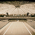 Interior Of The Old Astrodome by Mountain Dreams