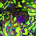 Interstate 10- Exit 259- 22nd St/ Star Pass Blvd Underpass- Rectangle Remix by Arthur BRADford Klemmer