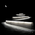 Into The Night II by Ben and Raisa Gertsberg