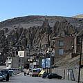 Iran Kandovan Stone Village by Lois Ivancin Tavaf