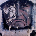 Iron Eyes Cody Homage The Big Trail 1930 The Crying Indian Black Canyon Arizona 2004 by David Lee Guss