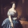 Isabella II 1830-1904. Queen Of Spain by Everett