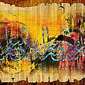 Islamic Calligraphy 028 by Catf