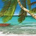 Island Breeze by Jamin Huber