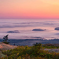 Islands In The Fog by Michael Blanchette