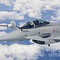 Italian Air Force Eurofighter Typhoon by Timm Ziegenthaler