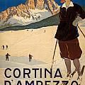 Italian Travel Poster by Granger