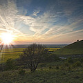 Ivinghoe Beacon by Graham Custance