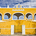 Izamal Convent by For Ninety One Days