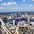 Jacksonville Florida by Bill Cobb