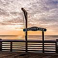 Jeanette's Pier  by Stacy Abbott