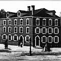 Jefferson's House, 1776 by Granger