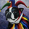 Jester II by Susan Herber