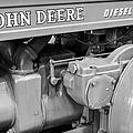 John Deere Diesel by Susan Candelario