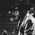 John Lee Hooker by Concert Photos