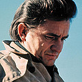 Johnny Cash Music Homage Ballad Of Ira Hayes Old Tucson Arizona 1971 by David Lee Guss