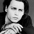 Johnny Depp by Karon Melillo DeVega