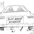 Just About Married by Mike Twohy