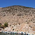 Kalymnos Port by Luis Alvarenga