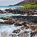 Keanae Lava Rock by Jenna Szerlag