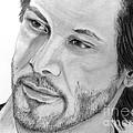Keanu Reeves by Kami Catherman