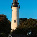 Key West Lighthouse by Ed Gleichman